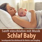 Schlaf Baby - sanft Einschlafen mit Musik in 432 Hz