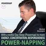 Power-Napping - 10 Minutes / 20 Minutes