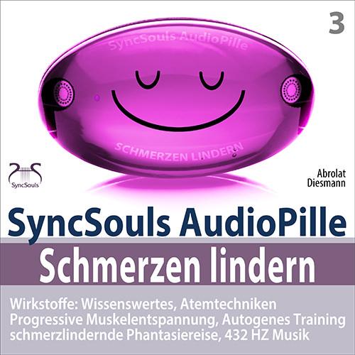 syncsouls audiopille schmerzen lindern h rbuch ratgeber mp3 download. Black Bedroom Furniture Sets. Home Design Ideas