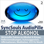 SyncSouls AudioPille - Stop Alkohol