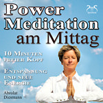 Power Meditation am Mittag